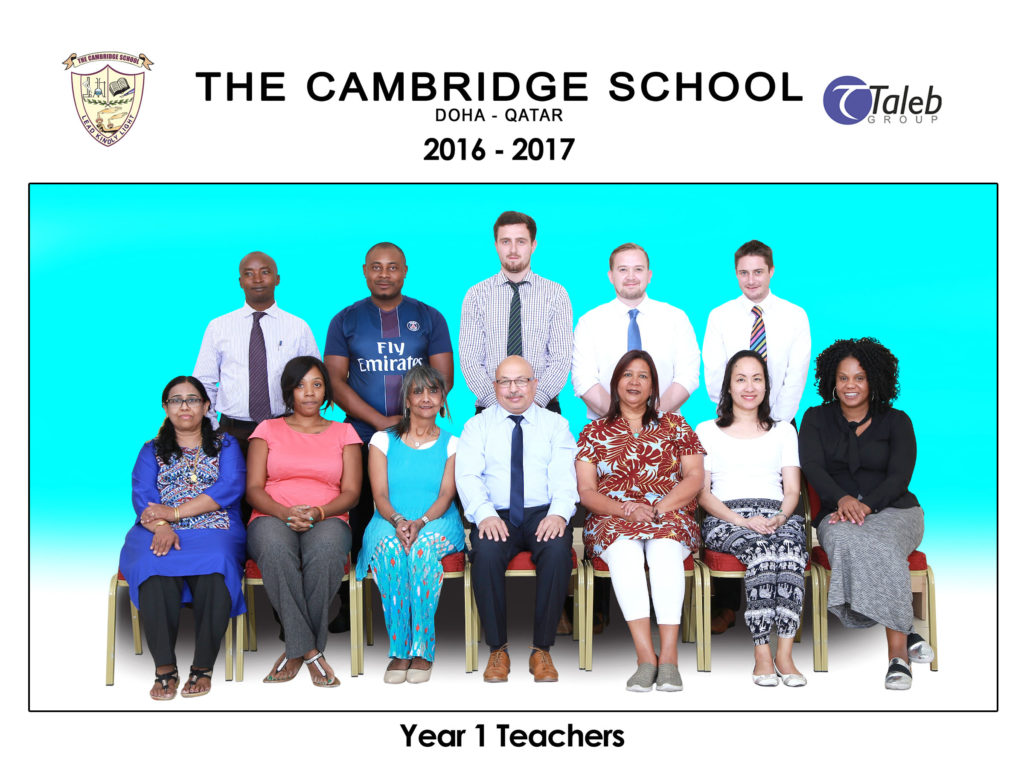 02 Year One Group