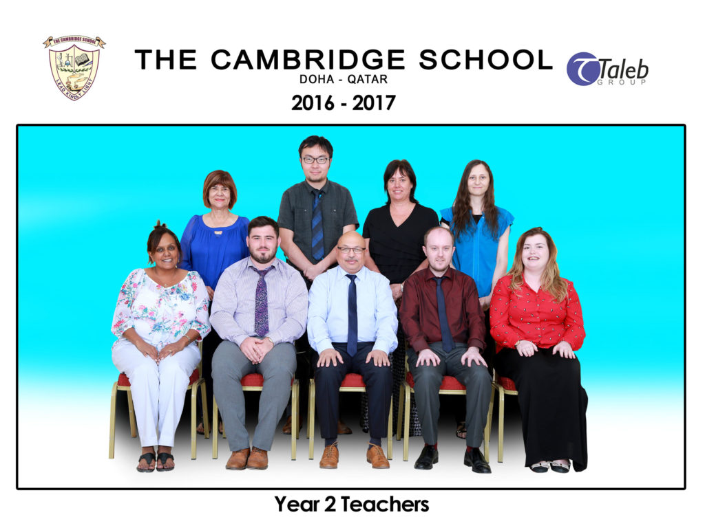 03 Year Two Group
